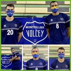 MONTPELLIER CASTELNAU VOLLEY